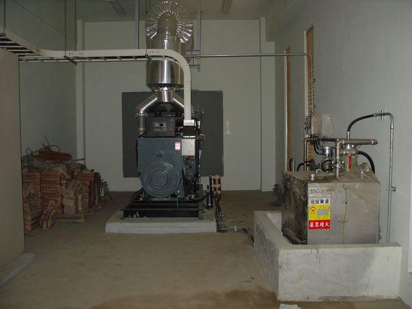 擎億發電機,發電機,generator